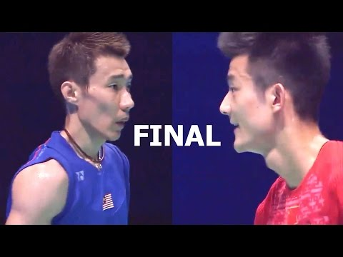 Final LEE Chong Wei vs CHEN Long – 2016 Malaysia
