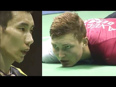 2016 Thomas Cup | LEE Chong Wei vs Viktor AXELSEN | Semi Final