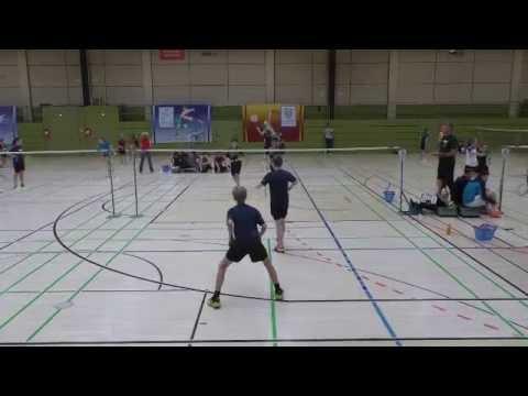 Aufzeichnung-Live02: 1. BBV Ranglistenturnier U13-U19 2016