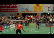 Trailer – Badminton-Schauwettkampf 2016 – TV Marktheidenfeld