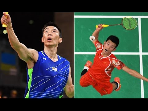 Chen Long Vs Lee Chong Wei Final Olympic RiO 2016 -Full Match
