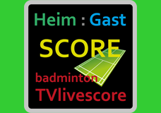 Badminton TV Livescore – so geht's