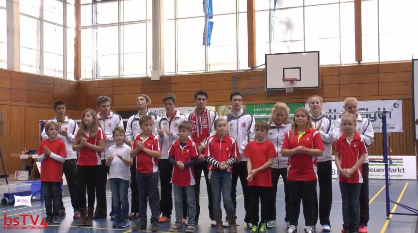 TSV Freystadt – 1. BC Saarbrücken-Bischmisheim, 30.10.2016