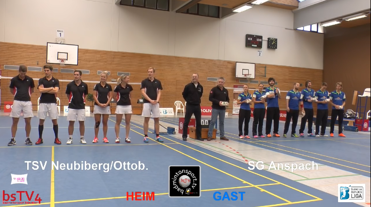 TSV Neubiberg/Ottobrunn – SG Anspach, 23.10.2016