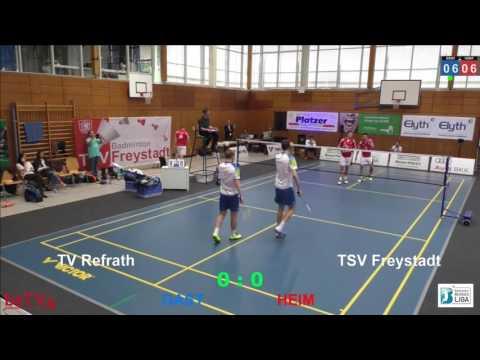 TSV Freystadt – TV Refrath, 02.10.2016