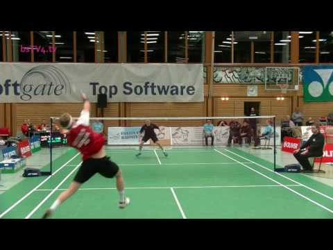 2016 LSP Trailer GER vs DEN – Kai SCHAEFER vs Anders ANTONSEN