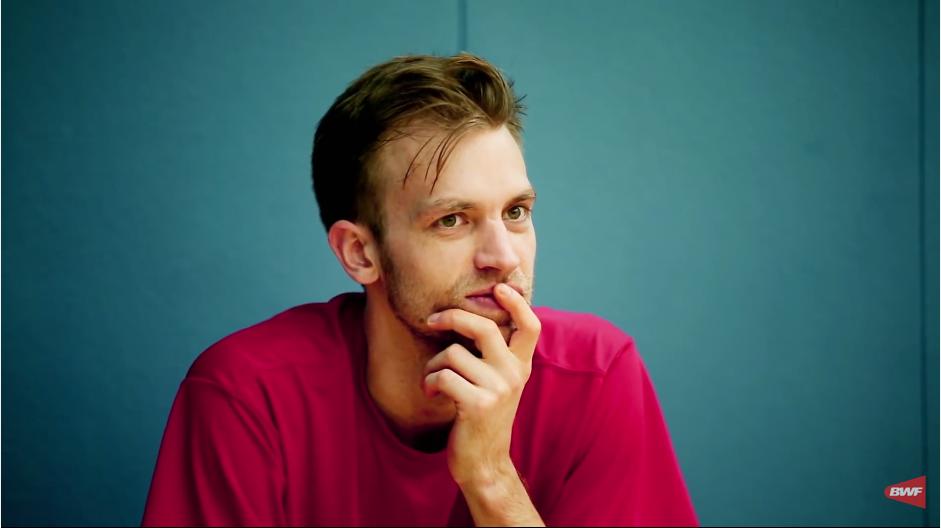 Marc Zwiebler   Badminton Unlimited