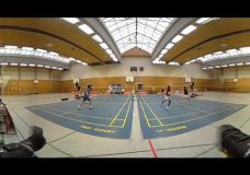 (Cinema 360°) Badmintonsport Television