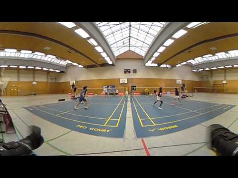 (Cinema 360°) Badmintonsport Television