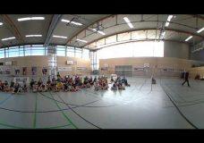 (Cinema 360°) Begrüssung – U11 Master-Cup 2016
