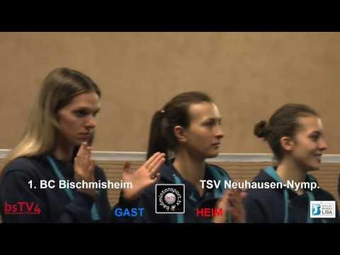 TSV Neuhausen-Nymphenburg – 1. BC Sbr.-Bischmisheim, 10.01.2017
