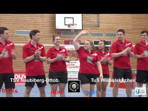 TSV Neubiberg/Ottobrunn – TuS Wiebelskirchen, 22.01.2017