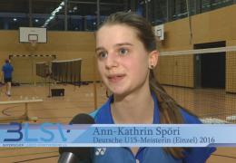 Portrait Ann-Kathrin Spöri