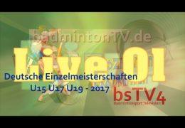 Deutsche Einzelmeisterschaften U15 U17 U19 – 2017 19.02.2107 [Live01 480p]