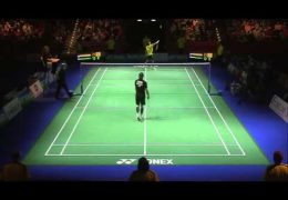 YONEX German Open 2015 Final – Jan O Jorgensen vs D Hayom Rumbaka