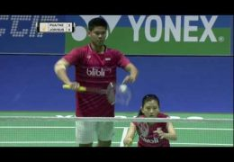 Yonex Swiss Open 2017 – Final XD – Dechapol Sapsiree vs Jordan Susanto