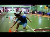 Agility TRAINING Exercises for Badminton Players – ab 4 Jahre ;-)