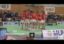 TSV Neuhausen-Nymphenburg – 1. BC Wipperfeld, 08.04.2017