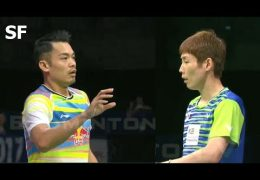 LIN Dan vs SON Wan Ho Badminton 2017 World Championships Semi Final