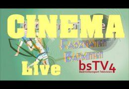 Aufzeichnung: DBV Deutsche Meisterschaft U15-U19 [Cinema]