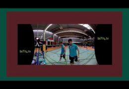 Final Herrendoppel U19 [DM U15-U19 Feb2018] 180° around