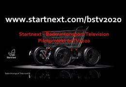 Partner werden – Badmintonsport Television – Pilotprojekt bsTV2020