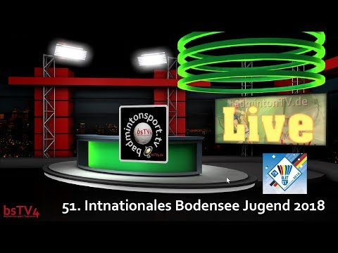 51. Internationales Bodensee Jugend 2018 [final doubles]