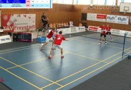 TSV Freystadt – 1.BC Wipperfeld [1BL]
