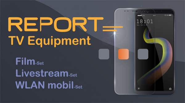 Equipment [App LIVE:AIR Solo - iPhone und iPad - WLAN Mobil LTE]