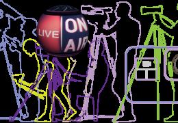 TV Reporterinnen und TV Reporter