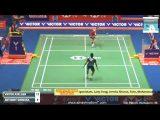 Highlight – Anthony Sinisuka GINTING vs Viktor AXELSEN – Badminton China Open 2018