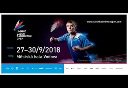 Finals – 2018 LI-NING Czech Badminton Open