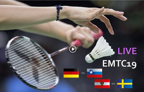 [EMTC19] GER vs SLO and AUT vs SWE (07Dez, 18:00)