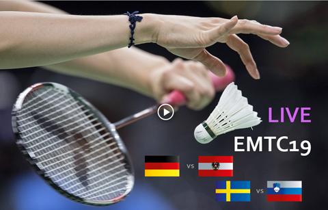 [EMTC19] GER vs AUT and SWE vs SLO (08Dez, 18:00)