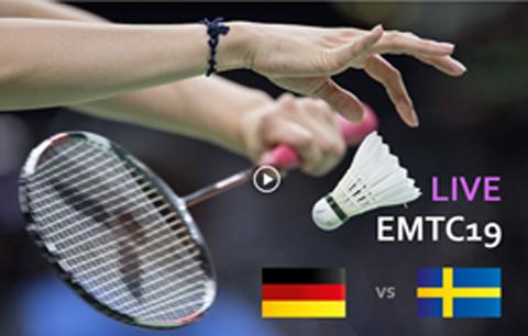[EMTC19] GER vs SWE (09Dez, 15:00)