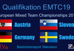 Mixed Team Championships 2019 (EMTC19)