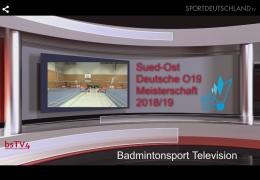 Re-live: Süd-Ost Deutsche Meisterschaft 2018/19