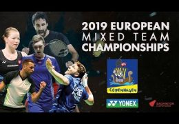 Denmark vs Germany – Final – 2019 European Mixed Team C'ships