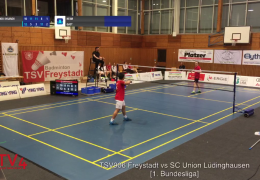 Re-live: TSV906 Freystadt – SC Union Lüdinghausen Sa 23.03.2019 [Court 1]