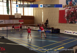 Re-live: TSV906 Freystadt – SC Union Lüdinghausen Sa 23.03.2019 [Court 2]