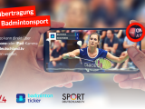 Live On Air [Badmintonsport TV – Badmintonticker – Sportdeutschland TV]