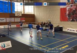 Re-live: TSV906 Freystadt vs 1.BC Sbr.-Bischmisheim [Court 2]