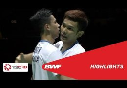 YONEX Swiss Open 2019 | Finals MD Highlights