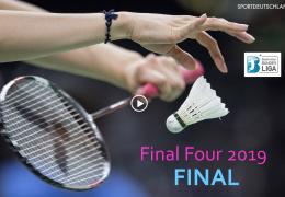 Re-live: 1. BL Final Four 2019: Finale – 14.04.2019 14:00