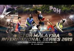 VICTOR Malaysia International Series