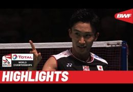 TOTAL BWF World Championships 2019 | Finals MS Highlights | BWF 2019