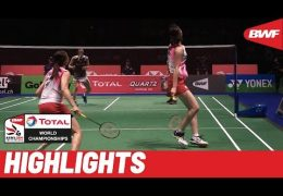 TOTAL BWF World Championships 2019 | Finals WD Highlights | BWF 2019