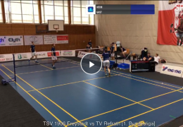 [Court 02] TSV 1906 Freystadt – TV Refrath, So 20.10.2019 [1. Bundesliga]