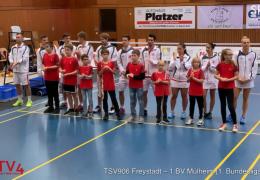 TSV 1906 Freystadt – 1.BV Mülheim Sa 09.11.2019 [1. Bundesliga]