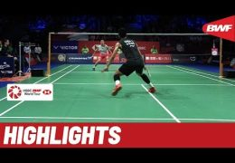 DANISA Denmark Open 2019 | Finals MS Highlights | BWF 2019